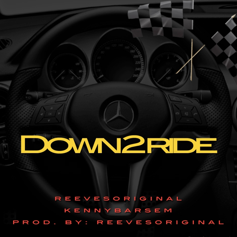 Down 2 Ride Artwork